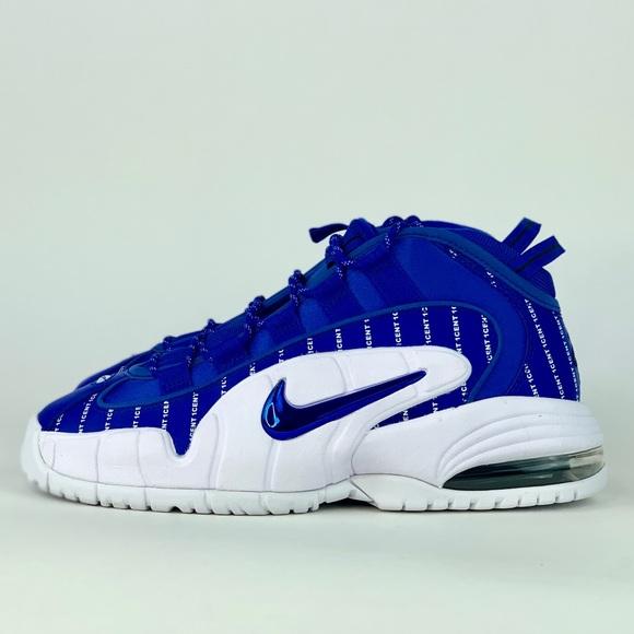 Nike Air Max Penny 1 'Pinstripe' Sz 7